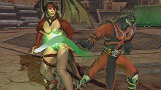 [TAS] Mortal Kombat Armageddon - Ermac   ENDURANCE (Wii)