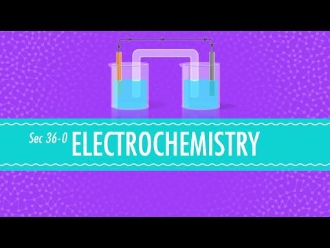 Electrochemistry: Crash Course Chemistry #36