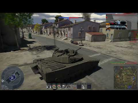 War Thunder STRF 90C RB Kill  Montage(Most Broken IFV In WT RB)