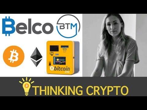 Interview: BelcoBTM CEO Elena Belyayeva - Bitcoin & Crypto ATMs - XRP & Tron Soon! - Mobile App Soon