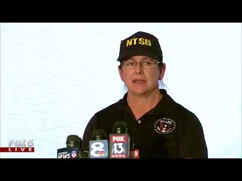 NTSB update on death of former MLB pitcher Roy Halladay