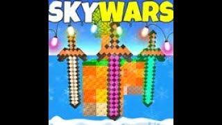 ROBLOX-SkyWars towards 200 wins #1