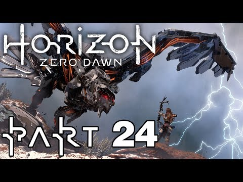 Horizon Zero Dawn - DEEP SECRETS OF THE EARTH - PART 24