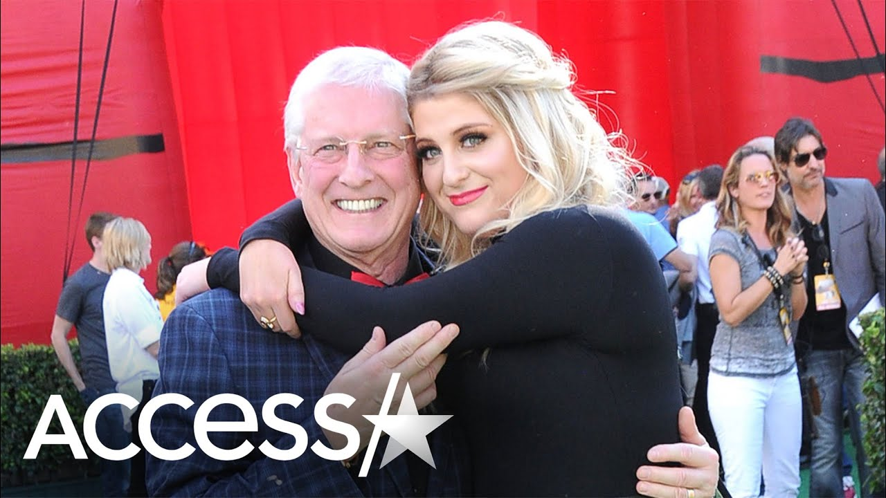 Meghan Trainor's Dad Gary Hospitalized After Apparent Hit-And-Run (Report)
