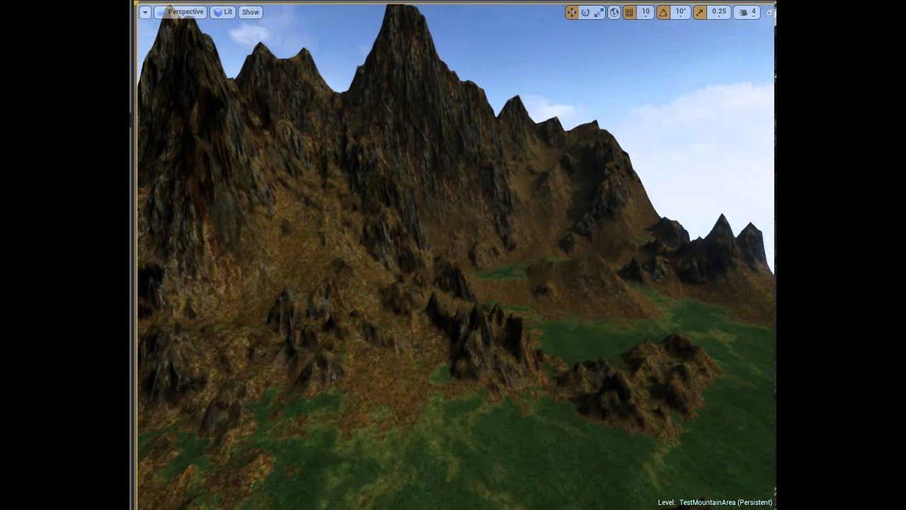 25+ Landscape Terrain Engine Pictures and Ideas on Pro Landscape