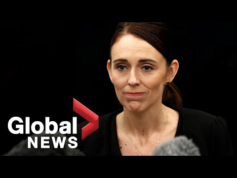 New Zealand shooting: Jacinda Ardern announces ban on all semi-automatic and assault rifles