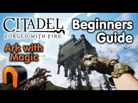 CITADEL: FORGED WITH FIRE How to Get Started - A Beginners Guide