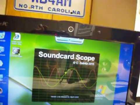 Free Ham Software Scope Online.....