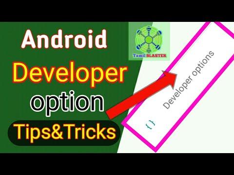 Android Developer Option in TamilBLASTER