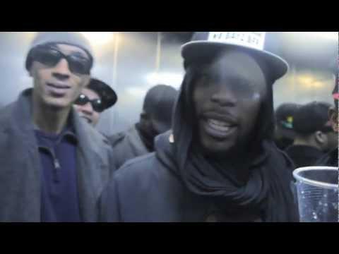Rappers TV: Prowler, Young Resiy, Marvellous, D-Cize & Fend Dizzle [Live Freestyle Video]