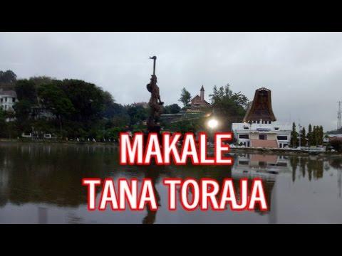 INDAHNYA KOTA MAKALE TANA TORAJA, SIMBOL DAMAI INDONESIA