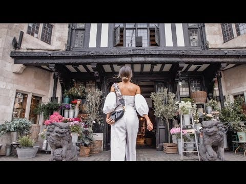 WHAT I BOUGHT SHOPPING IN THE MOST MAGICAL STORE IN LONDON | Lydia Elise Millen
