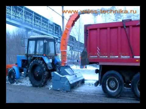 считаете снегоуборочные трактора мтз 80 видео классических ароматов