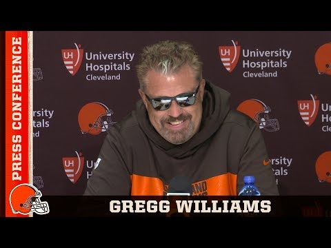 Gregg Williams: We gotta finish this week with a win | Cleveland Browns