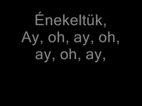 Santana & Chad Kroeger - Into The Night Magyar felirattal (with Hungarian Subtitles)