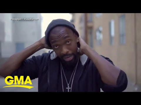 Jay Pharoah speaks out on being profiled by LAPD | GMA