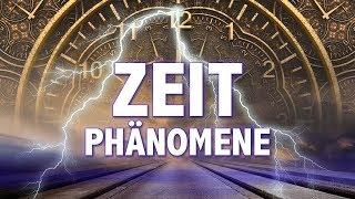 Zeitphänomene: Zeitanomalien, Zeitmanipulation und Zeitreisen