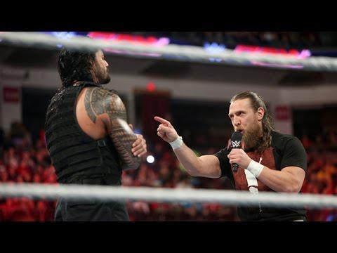 Roman Reigns & Daniel Bryan vs Tag Teams 12/02/15 (Highlights)