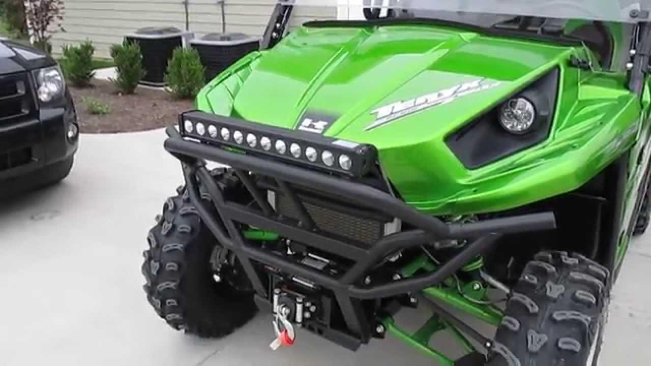 Kawasaki Teryx T2
