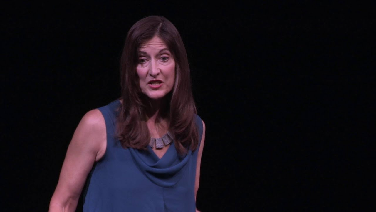 """Have You Ever Met a Monster?"" with Amy Herdy at TEDxSanJuanIsland (VIDEO)"