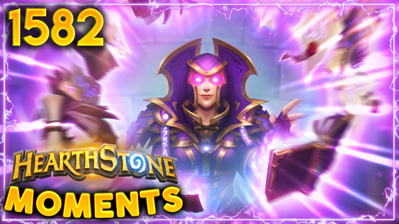This Is Gonna Get Nerfed ON DAY ONE | Hearthstone Daily Moments Ep.1582 thumbnail