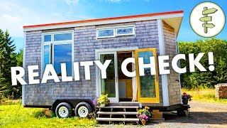 Tiny House Reality Check! Watch This Before Building Or Buying One