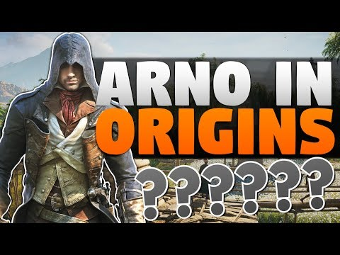 Arno in Assassin's Creed Origins?