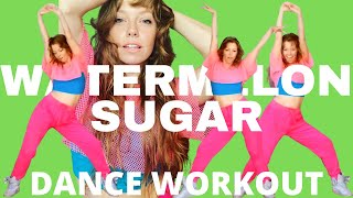 *Dance Workout* Watermelon Sugar - Harry Styles   Awesome Hip Hop Cardio Dance Fitness