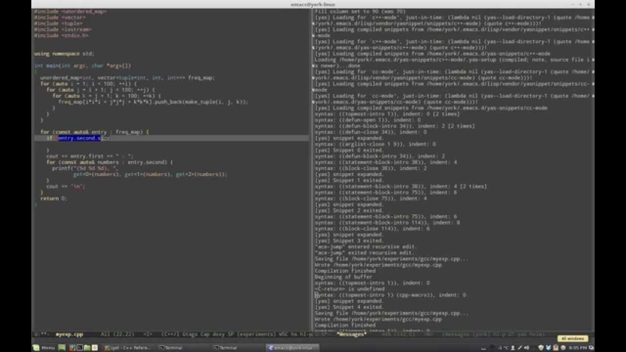 emacs-c++