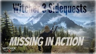 """The Witcher 3: Side Quest - White Orchard """"Missing in Action"""""""
