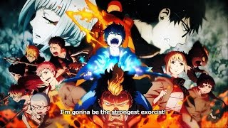 Watch Blue Exorcist: Kyoto Saga OVA Anime Trailer/PV Online