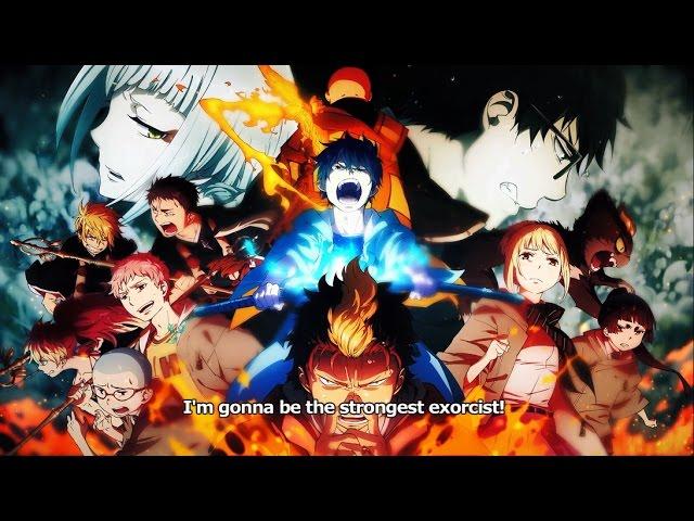 Blue Exorcist Season 2 - 'Kyoto Saga' Blu-Ray Review | Three