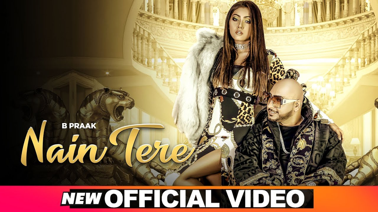 Nain Tere (Official Video) | B Praak | Jaani | Muzical Doctorz | Latest Punjabi Songs 2019