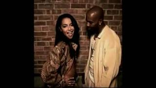 DMX, Aaliyah - Back In One Piece (dirty)