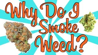 WHY DO I SMOKE WEED?