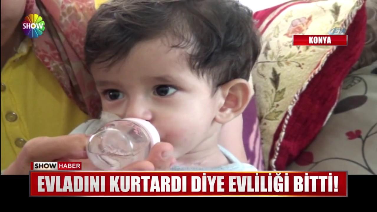 5 yaşındaki çocuk annesinin hayatını kurtardı