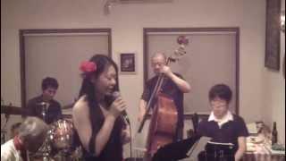Satin Doll/shibuiro kaori (Japanese Jazz Vocal)