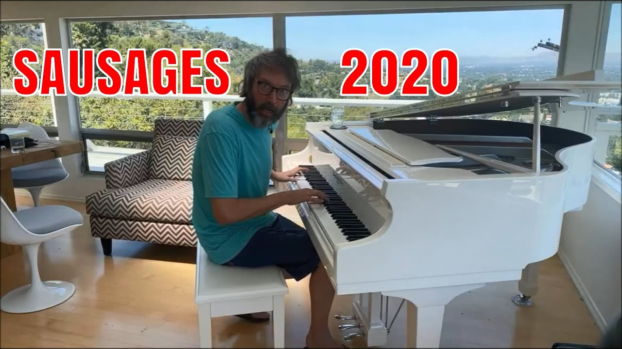 TOM GREEN - DADDY WOULD YOU LIKE SOME SAUSAGE 2020 + BONUS HIT SINGLE