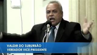 Valdir do Suburbão Pronunciamento 15 02 18