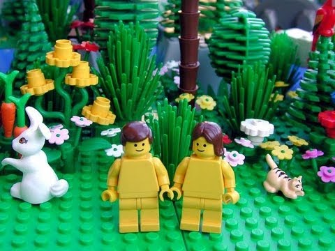 lego film genesis the creation story youtube. Black Bedroom Furniture Sets. Home Design Ideas
