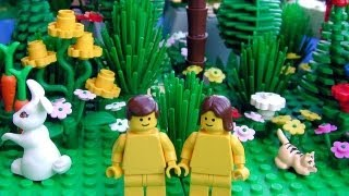 LEGO Film - Genesis, The Creation Story