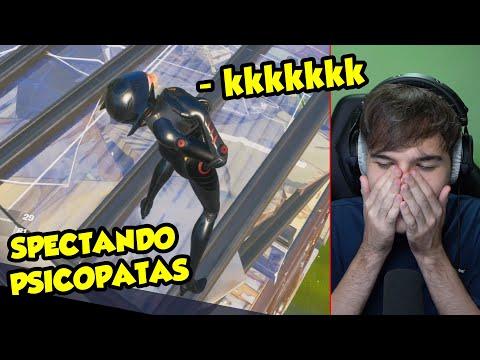 SPECTANDO DUPLAS PSICOPATAS !!! (oloco) - Fortnite
