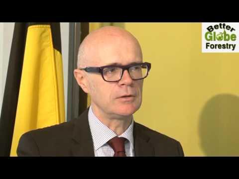The Belgium Ambassador on Better Globe Forestry