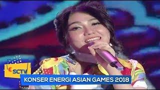 Via Vallen - Bojo Galak | Konser Energi Asian Games