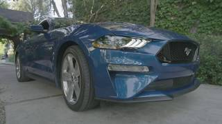 Ford Mustang GT Quiet Exhaust