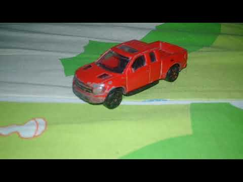 Review Ford F150, Tomica Isuzu Giga 2009