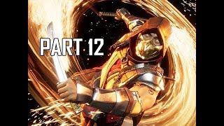 MORTAL KOMBAT 11 Walkthrough Part 12 - Grandmaster (MK11 Story Let's Play Commentary)