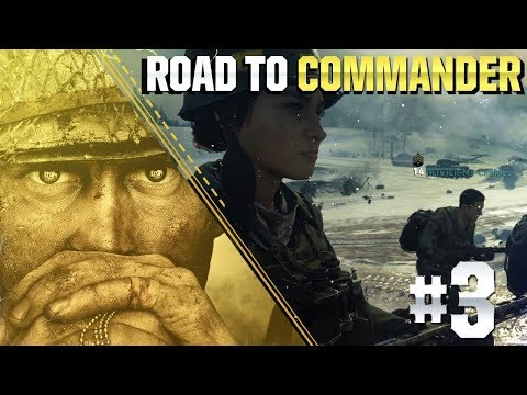 CoD WW2: Road to Commander #3 THIS IS WAR!
