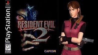 Resident Evil 2 - Claire Até O FIM sem Salvar - Game Cube