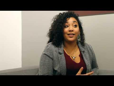 Mariam, élève comédienne au Studio Muller